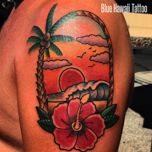 Dave - Blue Hawaii Maui Tatoo Shop